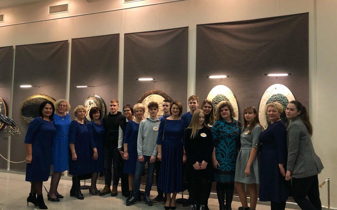 Rotariečių dovana – muzikinis spektaklis
