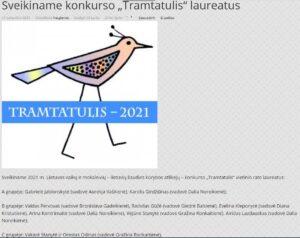 TRAMATATULIS – 2021
